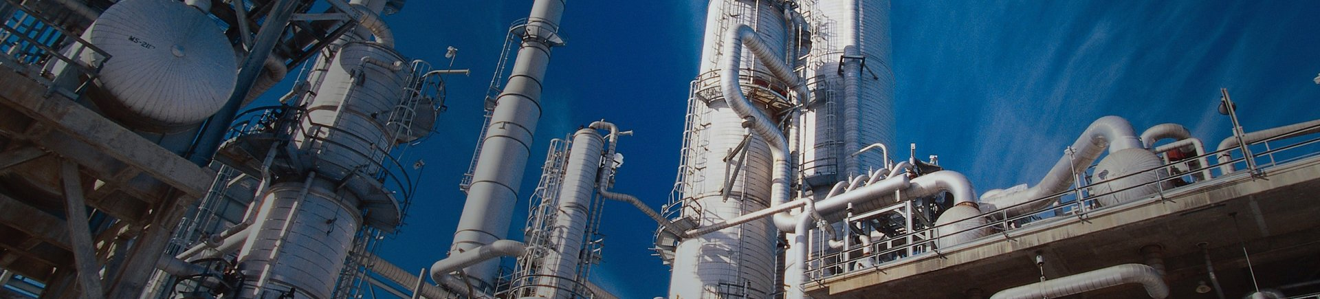 Chemicals manufacturing plant using chemicals industry software from SAP