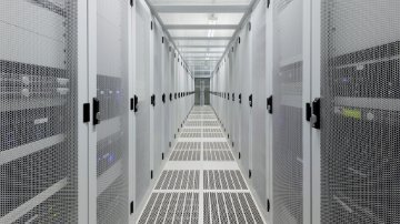 A secure server room