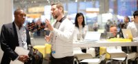 Communication Strategist in a conversation at SAPPHIRE NOW 2015