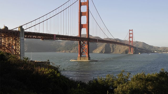 Golden Gate Bridge, San Francisco, California, United States, North America
