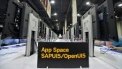 App Space in warehouse