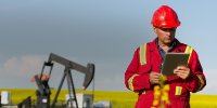 oil exploration, employee, oil and gas