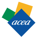 Logo for Acea, which uses SAP Process Mining software by Celonis