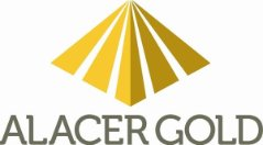 Logo for Alacer Gold Corporation, an SAP S/4HANA customer