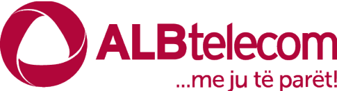 Logo of ALBtelecom, which is an SAP Hybris solutions customer