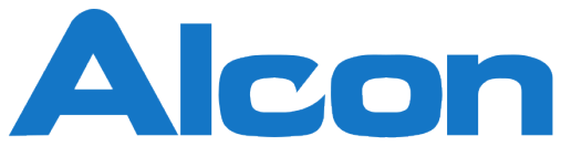 Logo for Alcon, an SAP Hybris solutions customer
