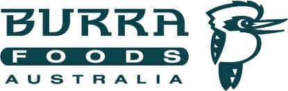 Logo for Burra Foods, a growing dairy company using SAP SuccessFactors solutions