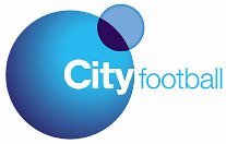 Logo for City Football Group, an SAP customer that uses SAP Jam