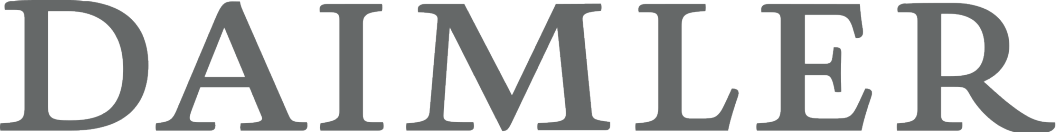Logo for Daimler, a customer of SAP MaxAttention services