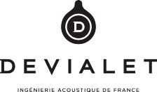 Logo for Devialet, an SAP customer using SAP Business ByDesign