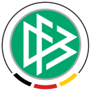 Logo for Deutscher Fußball-Bund, an SAP partner that collaborates with SAP to lead the way in digital changes in football
