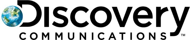 Logo for Discovery Communications, which used SAP Landscape Management to cut time spent on maintenance tasks and system refreshes while reducing costs