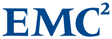 Logo for EMC, an SAP customer using SAP Advisory Services