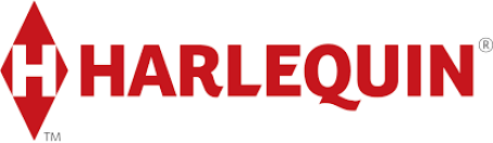 Logo for Harlequin Sales Corporation, which automated its paper-based performance management and freed up more time for HR employees