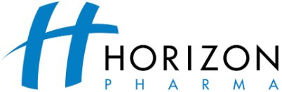Логотип Horizon Pharma PLC