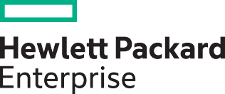 Logo de Hewlett Packard Enterprise