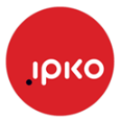 Logo for IPKO, an SAP Billing and Revenue Innovation Management customer