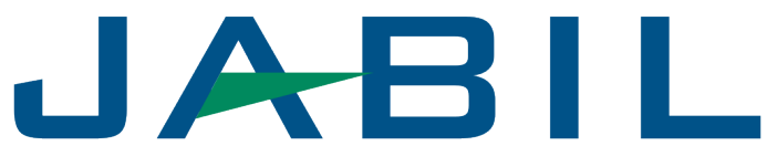Logo for Jabil, an SAP Leonardo technologies customer