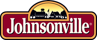 Logo for Johnsonville Sausage, which uses SAP Global Trade Services to increase productivity by automating compliance tasks