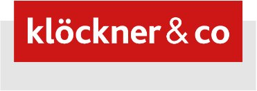 Kloeckner & Co customer logo