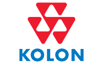 Logo of Kolon Group, an SAP customer that runs SAP S/4HANA