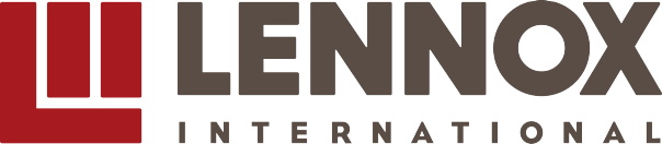 Logo for Lennox International, an SAP customer