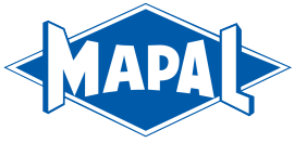 Logo for MAPAL, an SAP customer using SAP Advisory Services