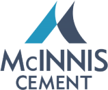 Logo for McInnis Cement, an SAP S/4HANA customer