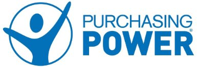 Logo for Purchasing Power, an SAP Hybris solutions customer