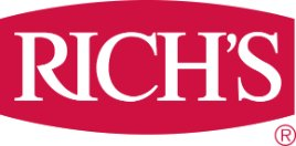 Logo for Rich Products, which created new business opportunities by redesigning its product development processes