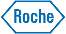 Logo for Roche, an SAP customer