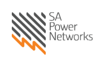 Logo for SA Power Networks, an SAP Mobile Platform customer
