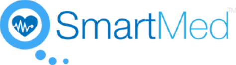 Logo of SmartMed Technologies, an SAP customer using services from SAP Digital Interconnect