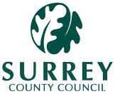 Logo for Surrey County Council, an SAP customer using future cities solutions