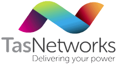 Logo for TasNetworks, an SAP customer