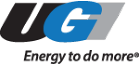 Logo for UGI Utilities, an SAP customer using SAP for Utilities solutions