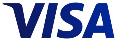 Visa customer logo