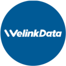 Logo for WelinkData, a financial services company using the SAP Analytics Cloud solution