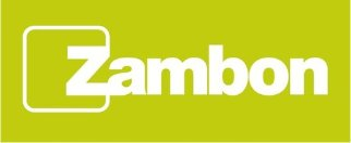 Logo for the Zambon Group, an SAP customer using SAP Model Company services