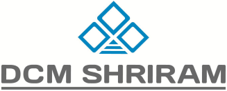 Logo for DCM Shriram, which used SAP S/4HANA to simplify and automate business processes, and provide intuitive user access to data