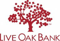 Logo for Live Oak Bank