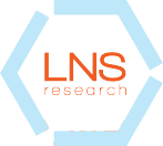 LNS research logo for e-book on digital transformation in paper and packaging