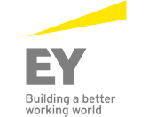 Logo of EY, an SAP Successfactors customer