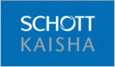 Logo for Schott Kashia, which is able to respond faster to market conditions with SAP S/4HANA