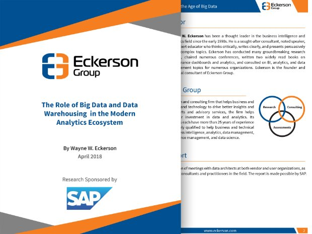 Eckerson Group paper preview