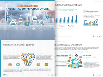 Understanding the Digital Supply Chain of One - IDC