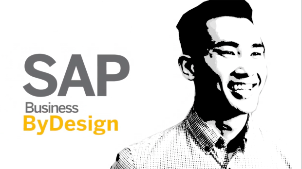 Video of SAP Business ByDesign in action