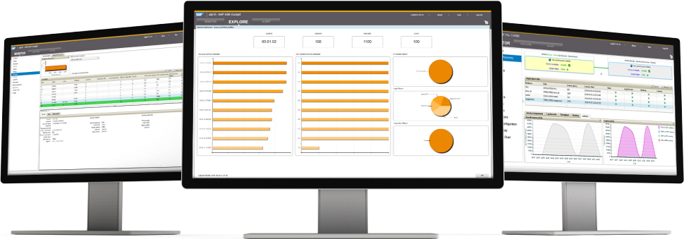 Screenshot der Software SAP Adaptive Server Enterprise