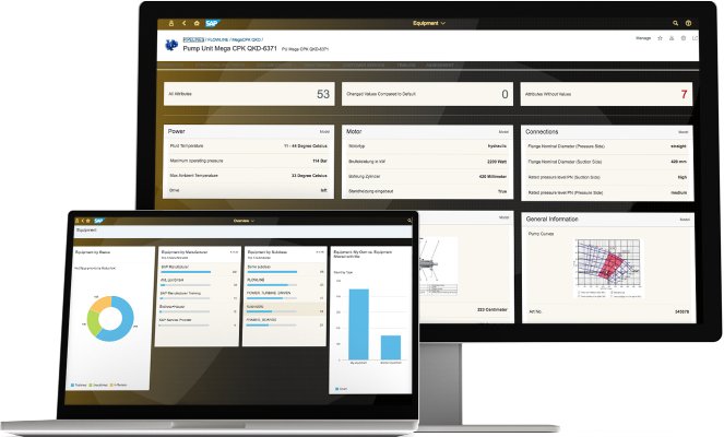 View the key capabilities in SAP Asset Intelligence Network