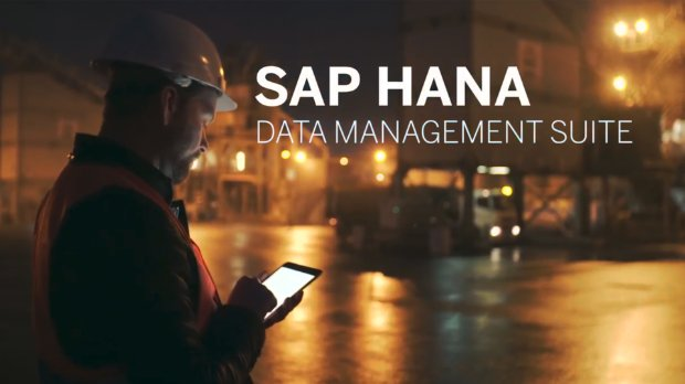 image of sap hana data management suite video